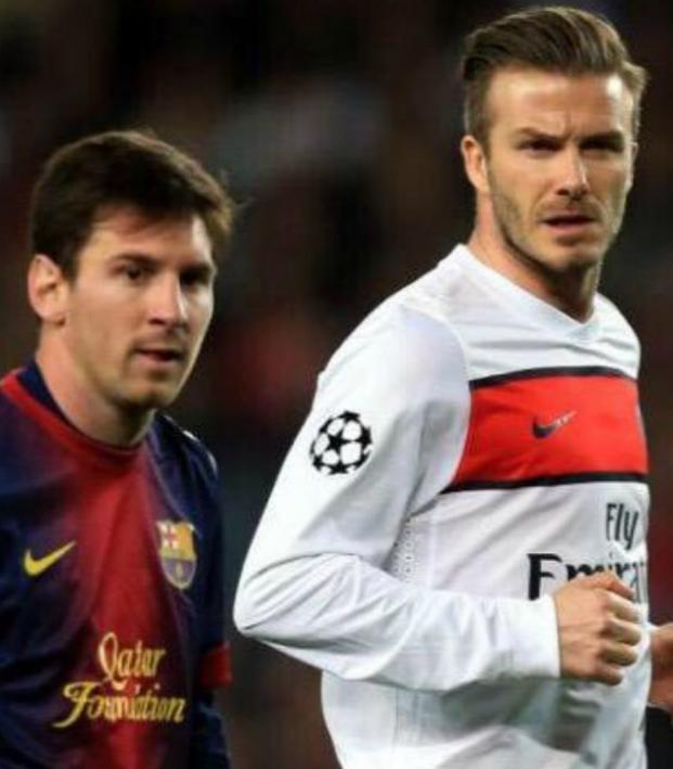 David Beckham Miami MLS team wants Lionel Messi