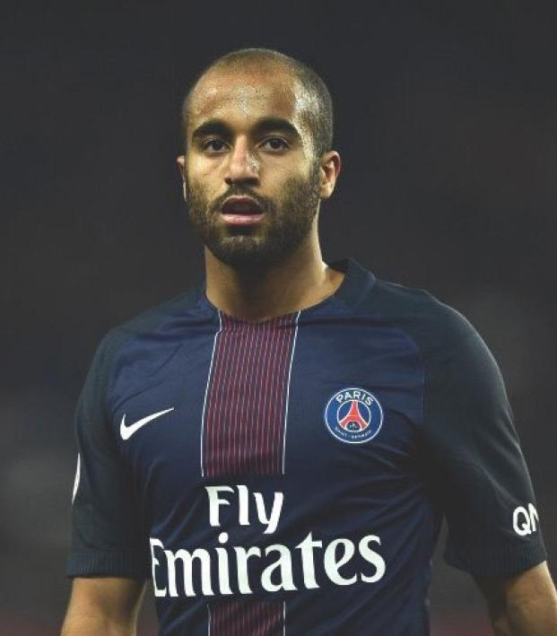 Lucas Moura Spurs Transfer From PSG