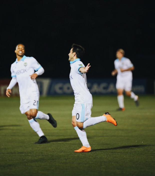 Nicolas Lodeiro Goal