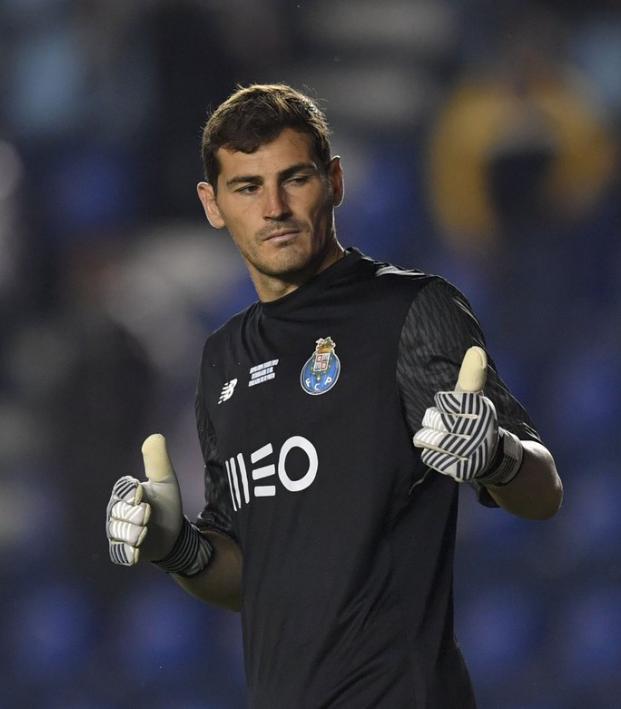 Iker Casillas Champions League appearances record