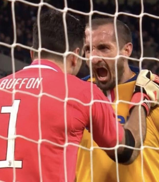 Giorgio Chiellini Defending Against Tottenham Is The Stuff Of Legend