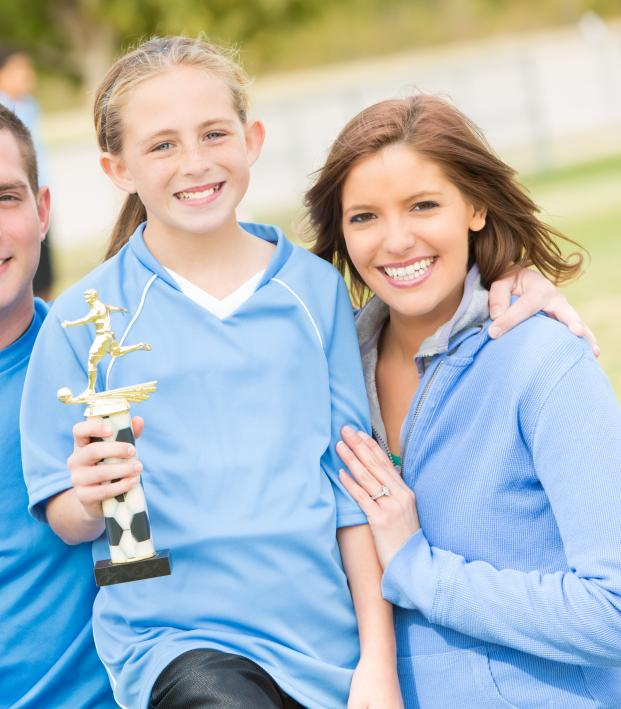 Should Parents Pay Their Kids For Scoring Goals