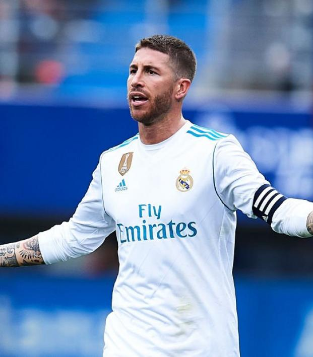 Sergio Ramos Pooped His Pants During A Game