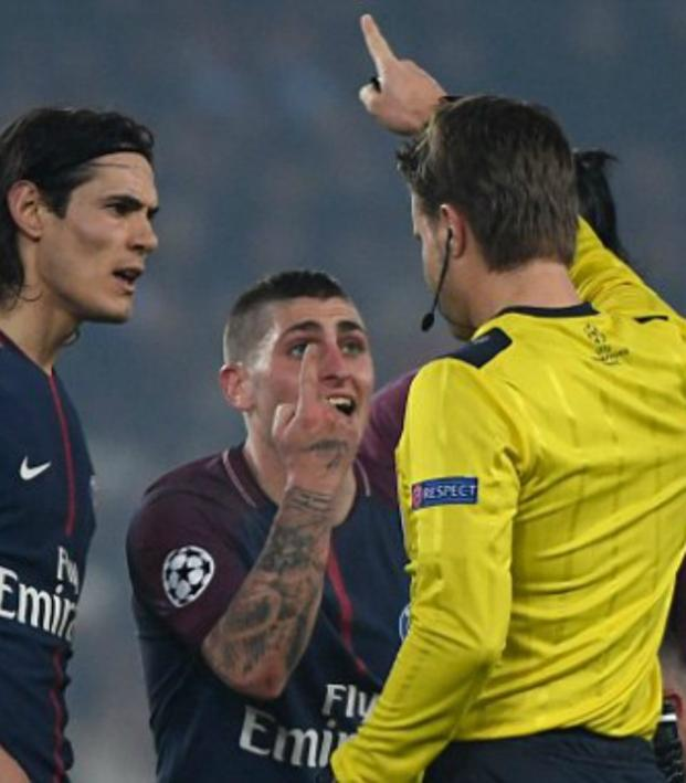 Lionel Messi Has Zero Red Cards In His Career And Marco Verratti Knows Why