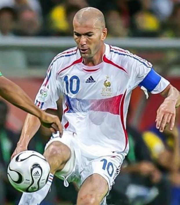 Zinedine Zidane 2006 World Cup Performance And Highlights 87e0c7050