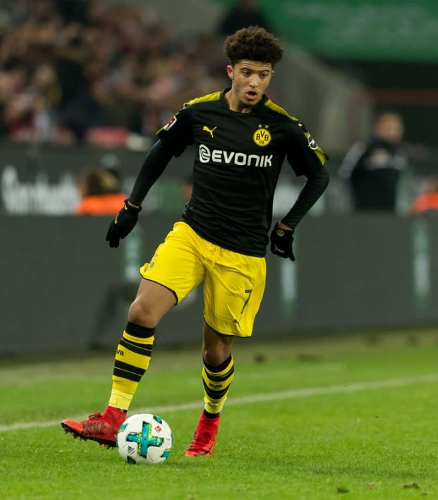 Jadon Sancho Dortmund highlights
