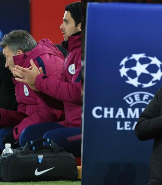 Guardiola vs Klopp