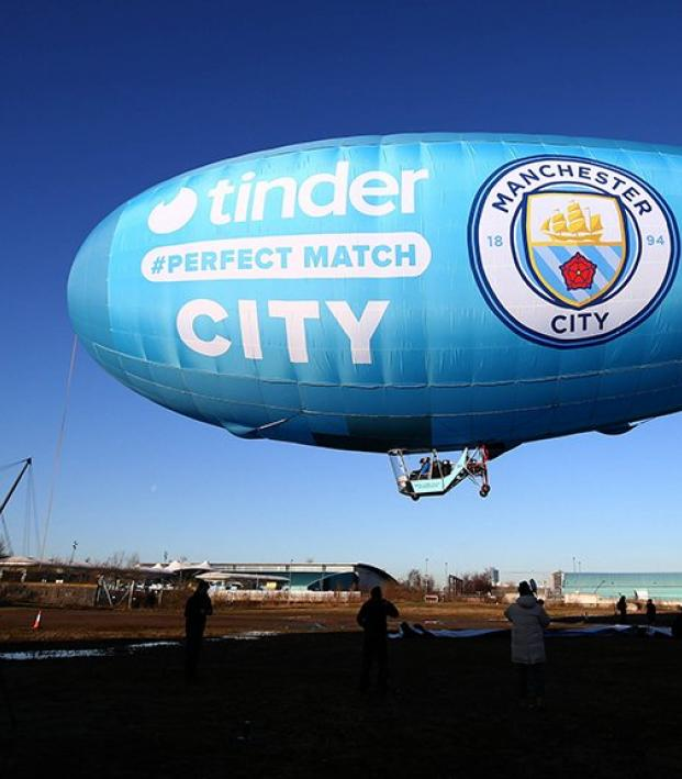 Man City Tinder