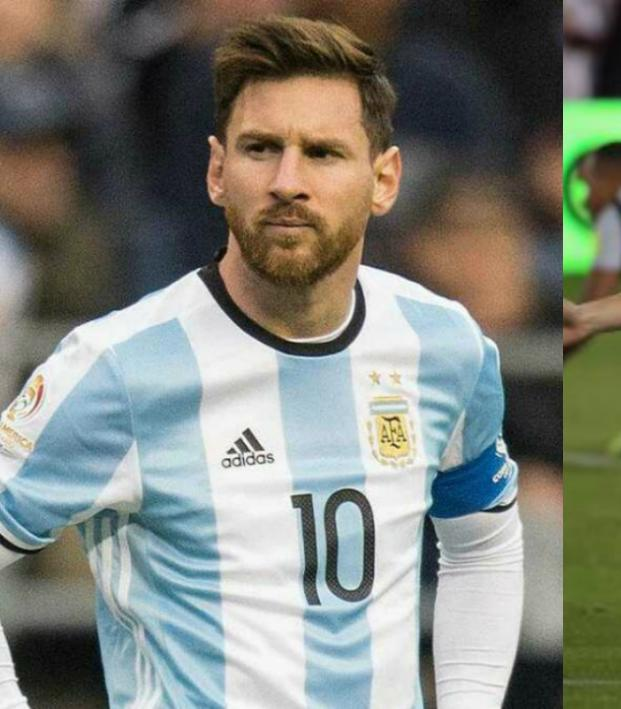 Messi Pulisic