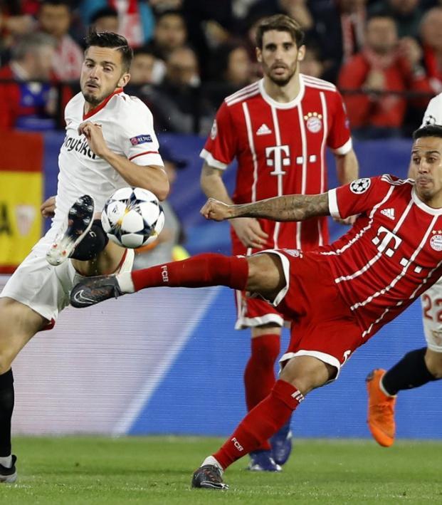 Sevilla-Bayern Munich