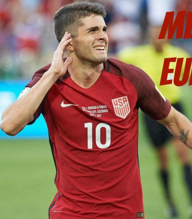 USMNT MLS XI vs European XI