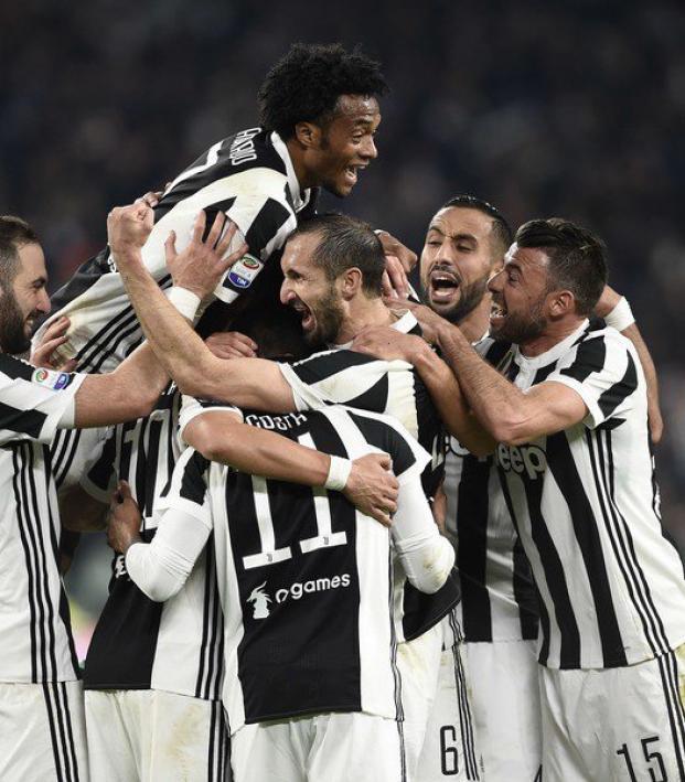 Juventus 7-peat