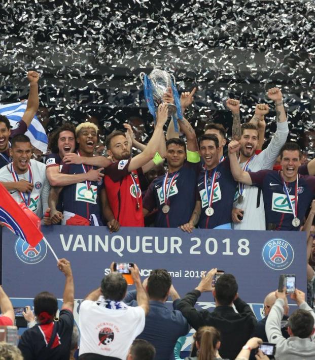 Coupe de France trophy