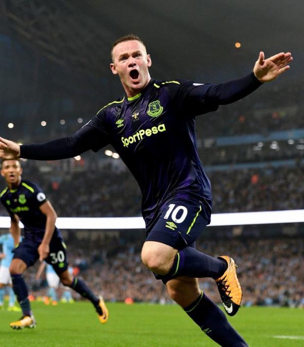 Wayne Rooney D.C. United transfer rumor
