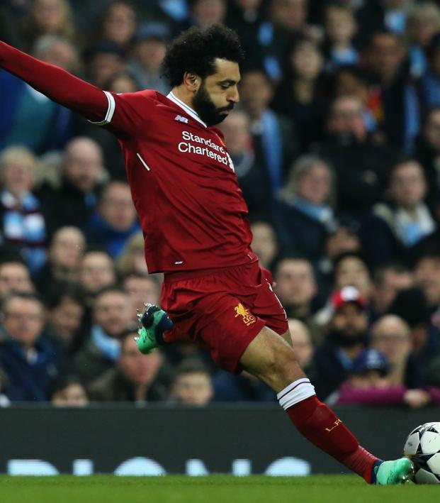 Mohamed Salah becomes Premier League top scorer