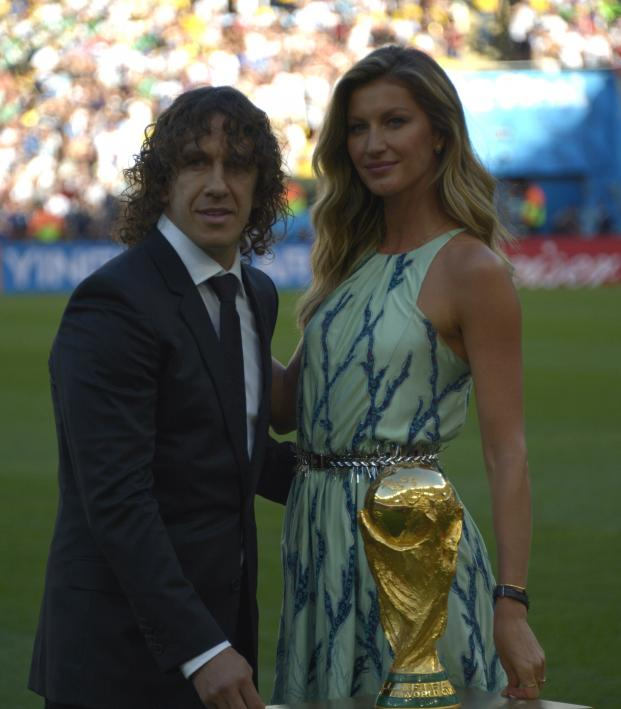 Celebrities At The World Cup