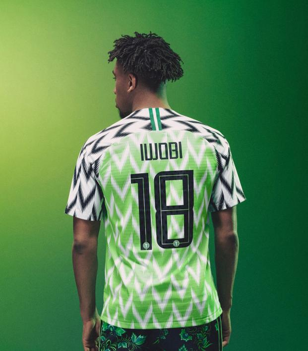 458acebf8a7 Nigeria World Cup Kit Sells Out In A Flash