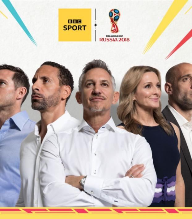 BBC World Cup Pundits