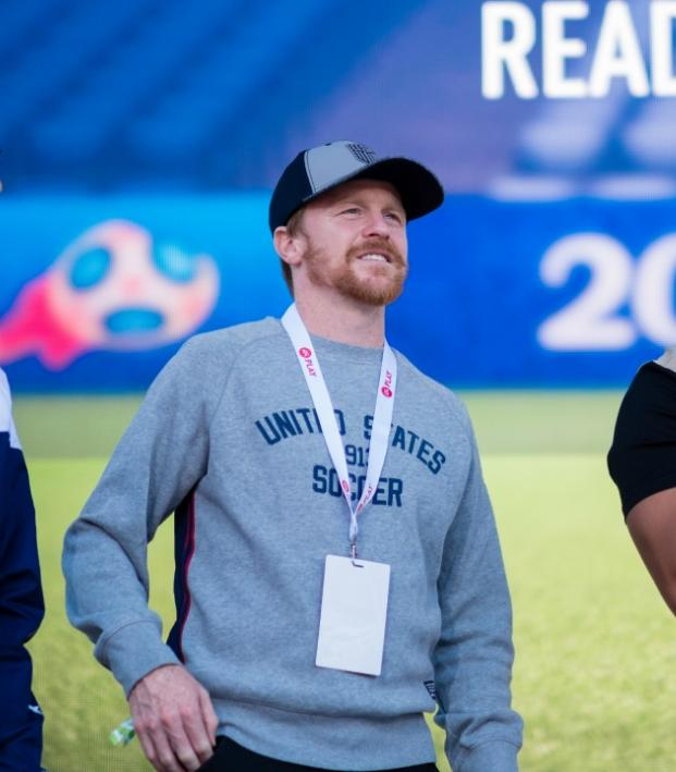 Dax McCarty interview