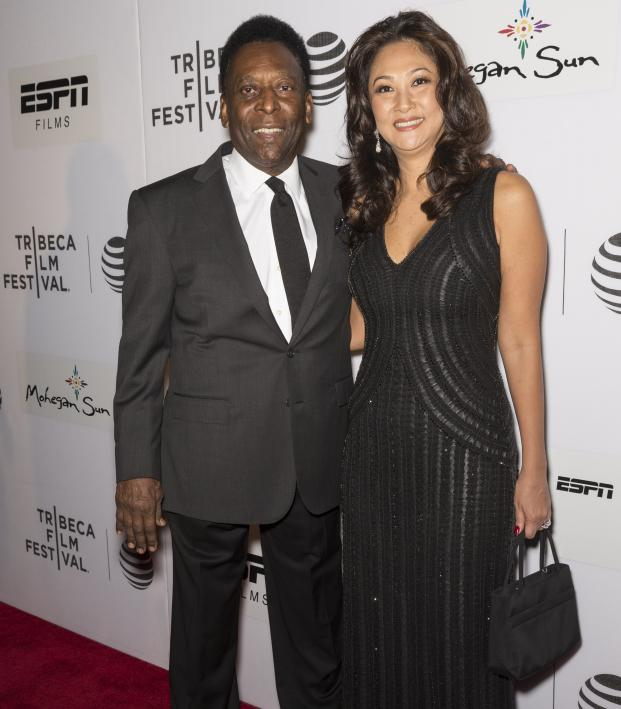 Pelé's Wife