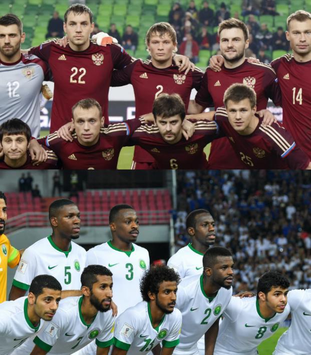 Saudi Arabia vs Russia Prediction