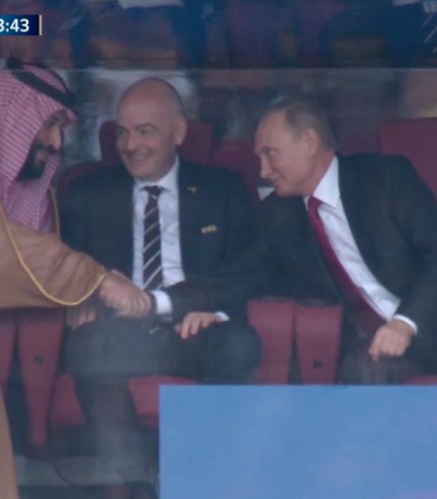 Russia vs Saudi Arabia