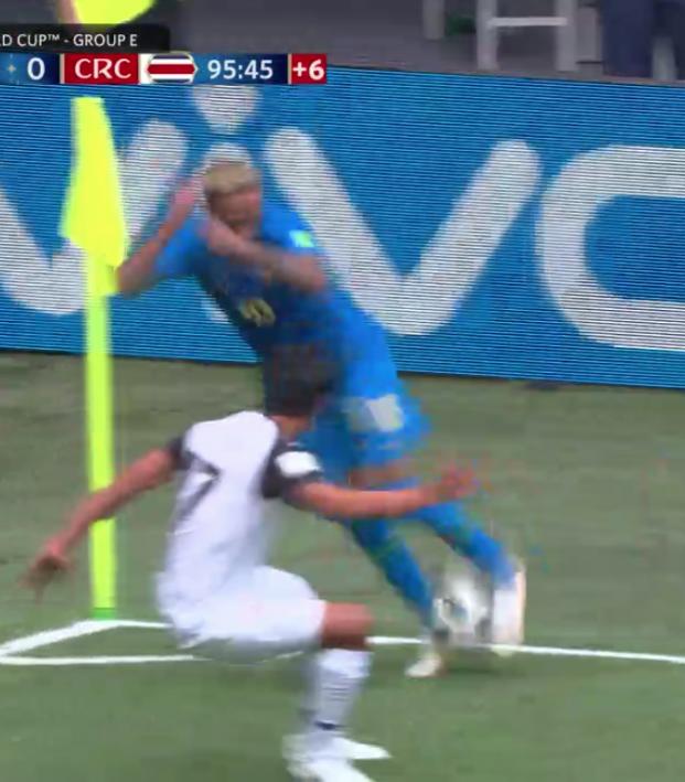 Neymar Skills Vs Costa Rica