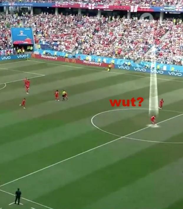 Panama vs England