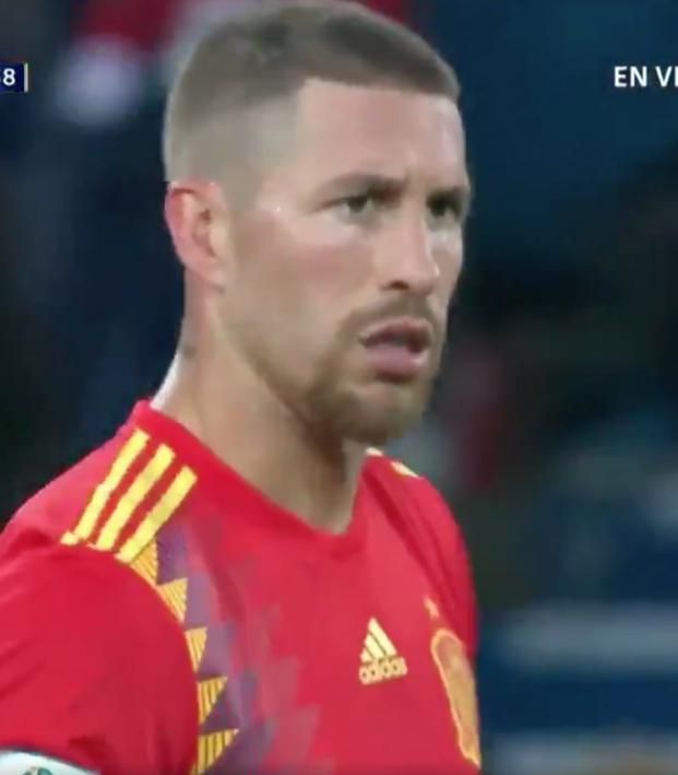 Spain vs Morocco goals