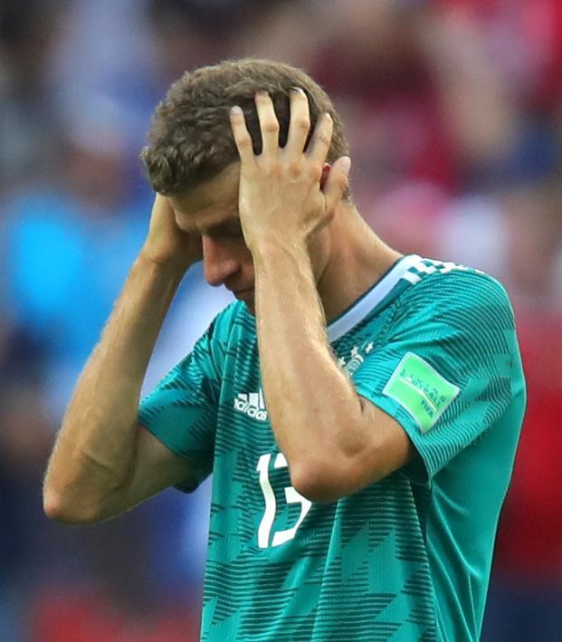 Germany vs South Korea