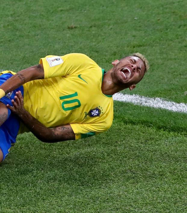 Neymar Roll