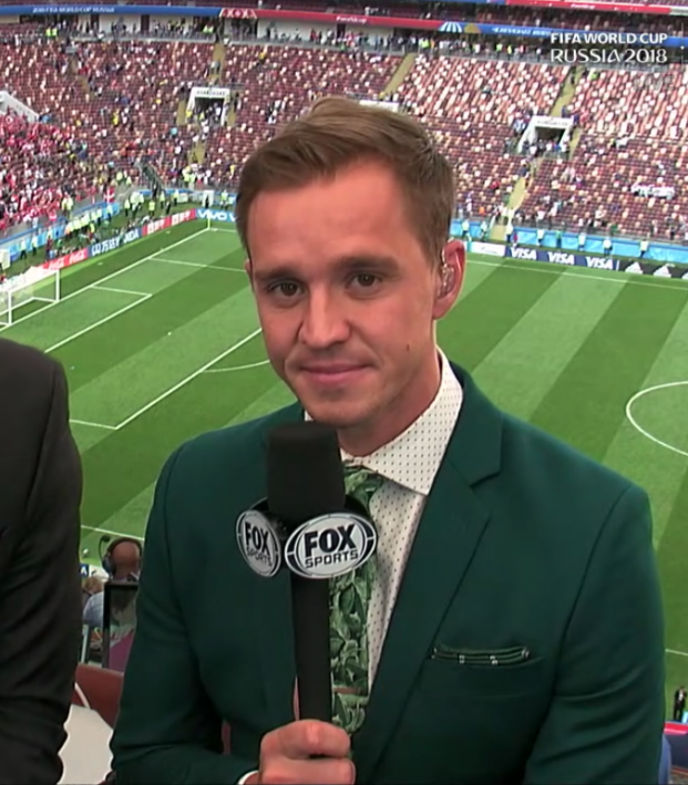 Fox World Cup Announcers