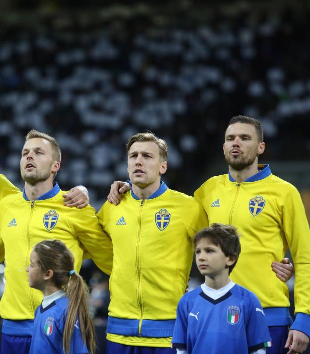 Sweden Round Of 16