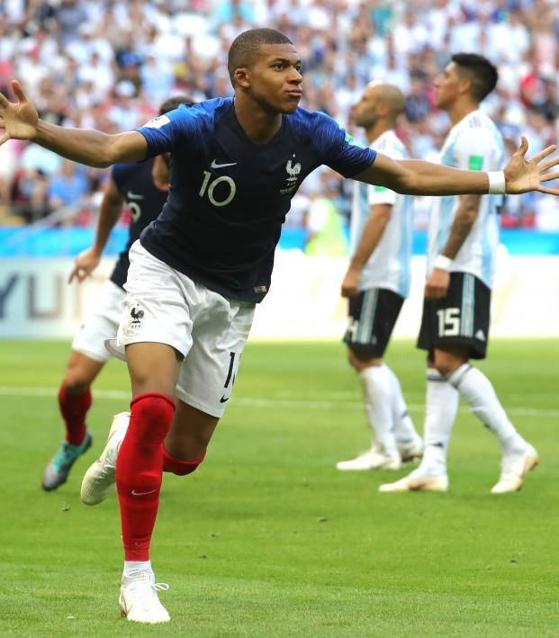 France vs Argentina Highlights