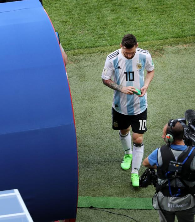 Messi retire World Cup 2022