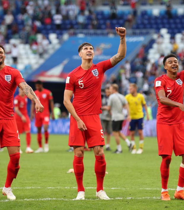 England vs Sweden
