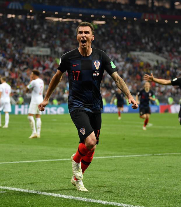 England vs Croatia Highlights