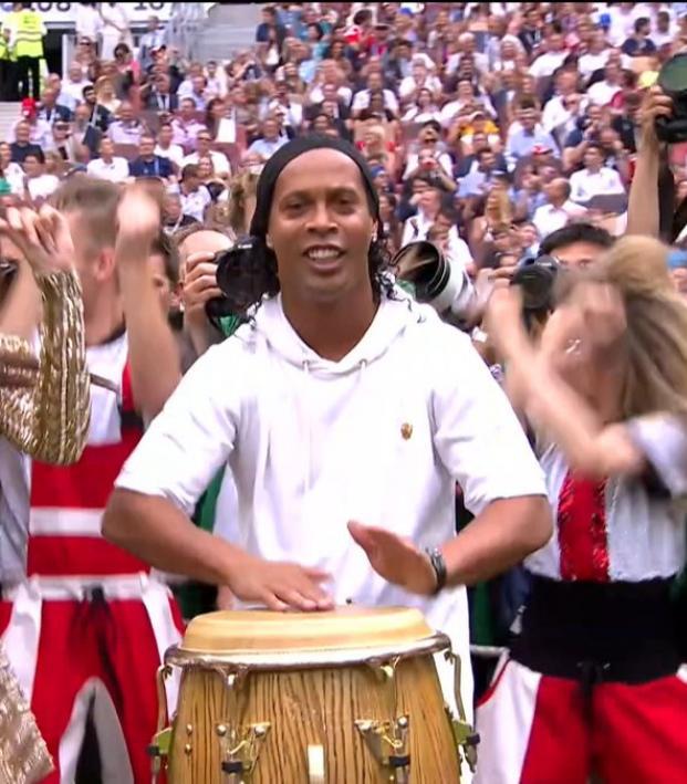 Ronaldinho World Cup Final Performance