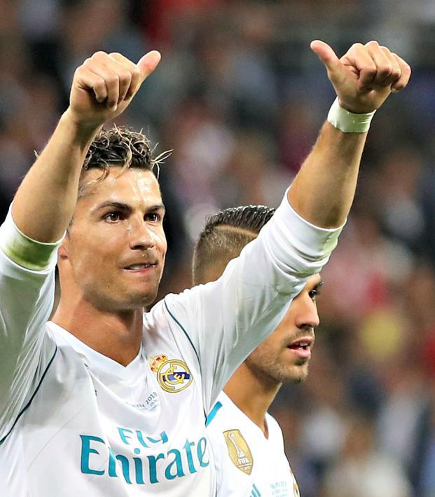 Unbelievable Cristiano Ronaldo Ucl Records