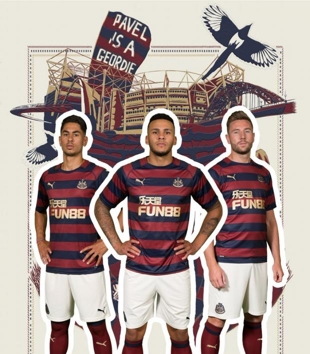 b73157f2e 2018-19 Premier League Kits