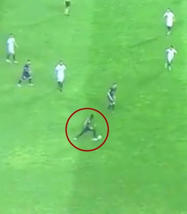 Ousmane Dembele goal vs Sevilla