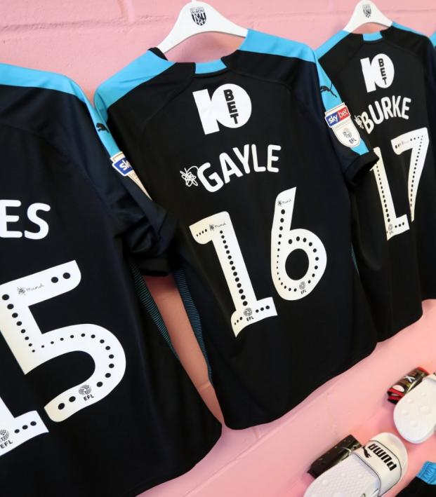 Norwich's Pink Dressing Room