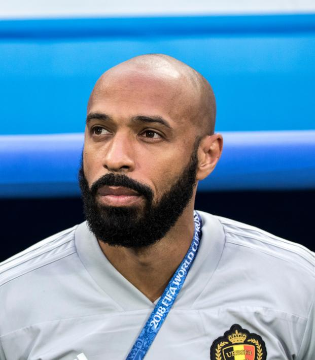 Thierry Henry Manager