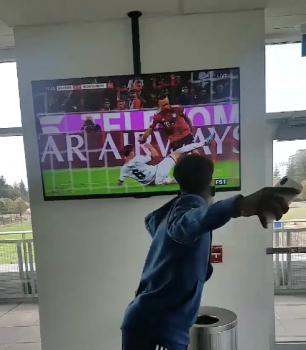 Bayern Penalty vs Hoffenheim