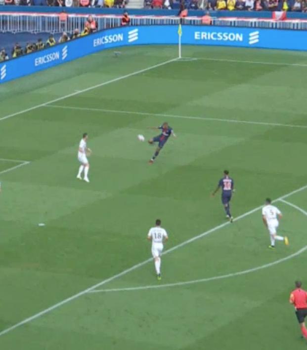Kylian Mbappe Goal Vs Angers