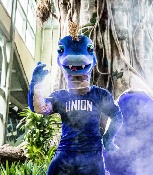 Philadelphia Union Mascot