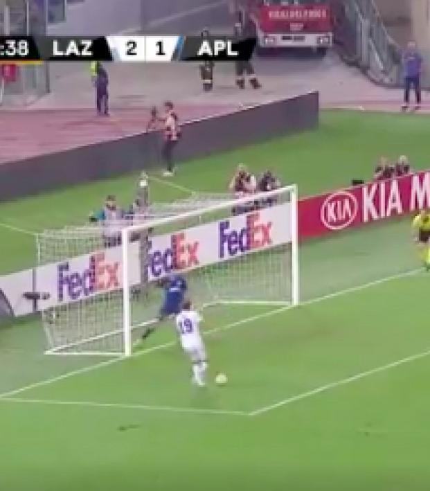Europa League miss