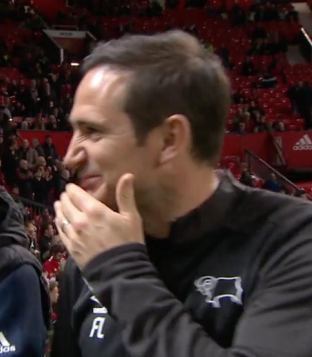 Man United vs Derby County Highlights