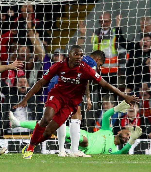 Daniel Sturridge Goal Vs Chelsea