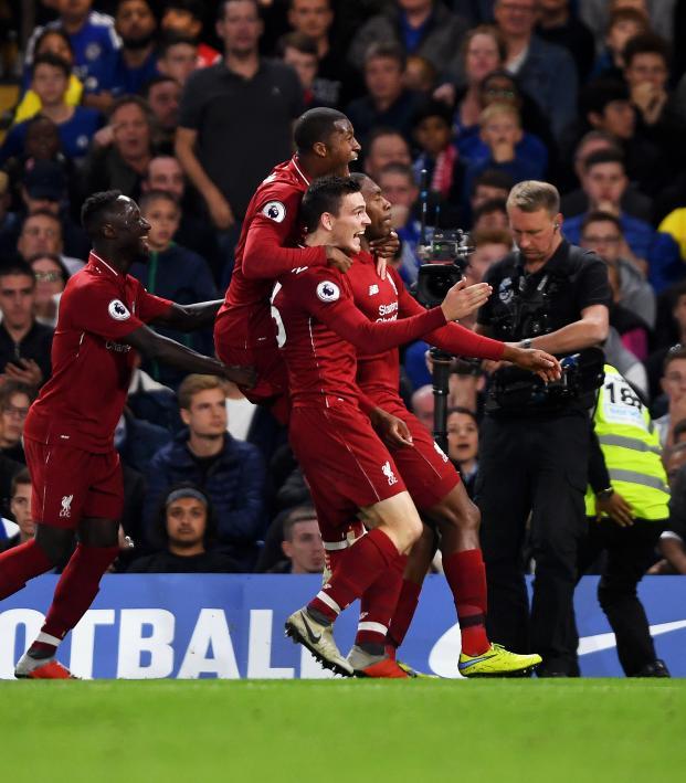 Daniel Sturridge Goal vs. Chelsea